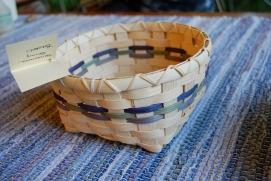 Handwoven Berry Basket