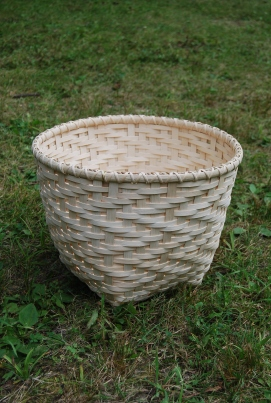 Handwoven Country Basket
