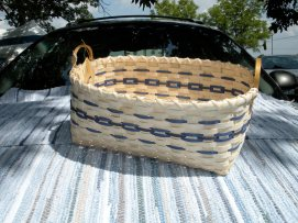 Handwoven Table Baskets