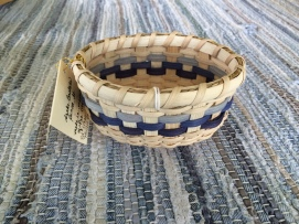 Handwoven Candy Basket